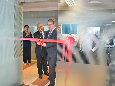 Opening of a new Belven affiliate in Dubai