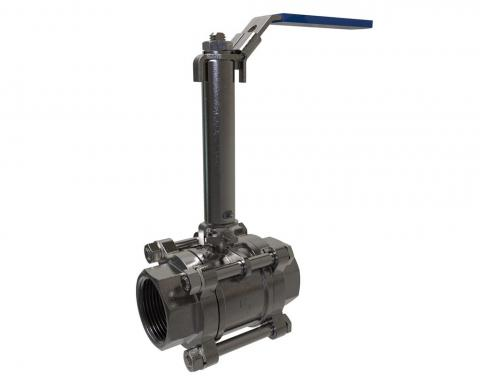 BV3-6666T-LD-BSP STEM EXT - LEVER Product image