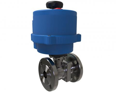 BV4S-6666T-PN40 ELECTRIC ACTUATOR Product image